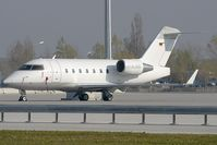 D-AJAG @ VIE - Canadair CL-604 - by Andy Graf-VAP