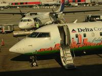 N849AS @ ATL - Atlanta plane