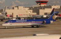 N922ME @ ATL - Midwest