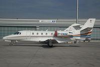 D-CWWW @ VIE - Cessna 560 Citation Excel - by Yakfreak - VAP