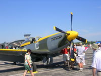 CF-VPM @ YIP - Warbird Airshow