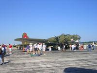 N900RW @ YIP - Warbird Airshow