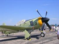 C-FGAT @ YIP - Warbird Airshow