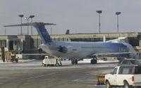 N829NK @ DTW - Spirit MD-80