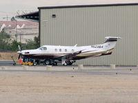 N623BA @ VGT - LMCO - North Las Vegas, Nevada / 2005 Pilatus Aircraft Ltd PC-12/45