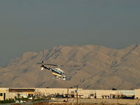 N211CS @ VGT - Summit Helicopters - Burbank, California / Bell 206B