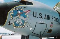 59-1467 - KC-135 at Daytona - by Florida Metal