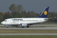 D-ABJH @ MUC - Lufthansa Boeing 737-500