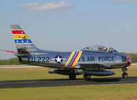 N86FS @ TIX - F-86