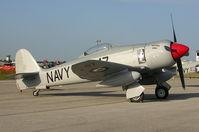 N71GB @ LAL - Hawker Sea Fury