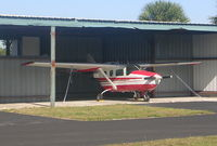 N337SM @ ORL - Cessna 337