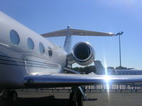N550GA @ ORL - NBAA 2005 - by Florida Metal
