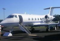 N80L @ ORL - Gulfstream III