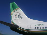 N737WH @ ORL - Miami Dolphins