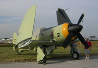 C-FGAT @ LAL - Sea Fury
