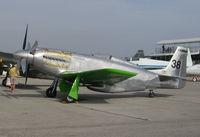 N6WJ @ LAL - Racing plane