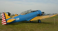 N55903 @ LAL - Pre WWII trainer