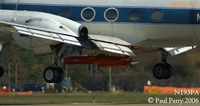 N193PA @ ORF - Close-up of the Chukar drone carried and launched by this bird - by Paul Perry