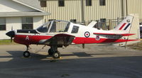 N516BG @ TIX - Rare plane
