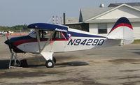 N9429D @ TIX - classic Piper