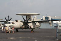 164108 @ DAY - E-2C Hawkeye - by Florida Metal