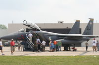 88-1672 @ DAY - F-15 Eagle - by Florida Metal