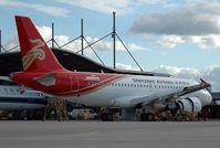 D-AVWM @ XFW - Airbus A319-112 - by Volker Hilpert