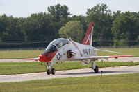 165629 @ YIP - T-45 Goshawk - by Florida Metal