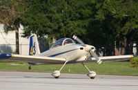 N128RV @ 7FL6 - RV-8 in action - by Florida Metal