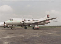 C-FIWN @ CYYZ - Convair 580 - by Mark Pasqualino
