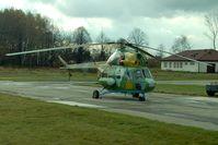 4513 @ KRK - Poland Air Force - Mil Mi2 - by Artur Bado?