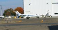 N592DR @ SMF - Delta Romeo LLC 2001 Cessna 525A @ Sacramento Metro Airport, CA