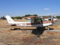 N67397 @ SAC - Sacramento City College Flying Panthers 1978 Cessna 152 @ Sacramento Executive Airport, CA