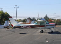 N4962L @ SAC - Carter Flygart 1980 Cessna 152 @ Sacramento Executive Airport, CA - by Steve Nation