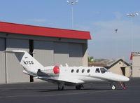 N7CQ @ SAC - IBL Aircraft 1993 Cessna 525 @ Sacramento Executive Airport, CA