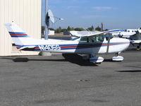 N1405S @ SAC - 1976 Cessna 182P @ Sacramento Exec Airport, CA - by Steve Nation