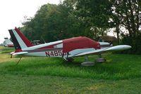 N4850L @ N05 - Oldtimer 1967 Cherokee Archer at home at Hackettstown. - by Daniel L. Berek