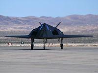 80-0787 @ KLSV - Lockheed / USAF / F-117A Nighthawk (cn A.4012) / 87th FS / Aviation Nation 2006