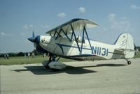 N1131 @ KADH - Smith Miniplane - by Mark Pasqualino