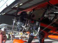 N59031 @ SZP - 1941 Boeing Stearman A75N1, Continental W670 220 Hp, engine maintenance - by Doug Robertson