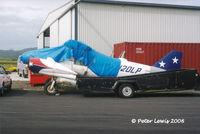 N20LP @ NZAR - Do.28 N20LP is under rebuild - by Peter Lewis
