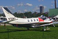 N12MA @ BKL - Cleveland Airshow