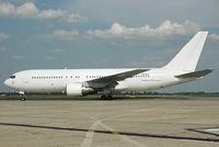 N606TW @ BTS - Slovak Airlines Boeing 767-200