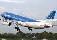 G-WWBB @ EGCC - BMI A330 - by Kevin Murphy