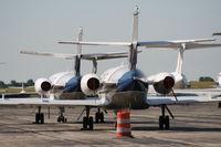 N822AA @ YIP - USA Jet