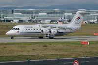 D-AEWB @ FRA - BAe 146-300 at fra - by Volker Hilpert
