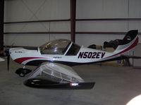 N502EV @ KISM - New light sport aircraft. - by Peter Steinmaker