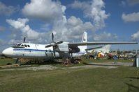 YL-LCD @ RIX - Latavio Antonov 24 in a museum