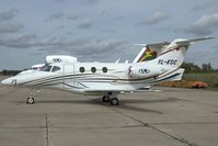 YL-KSC @ RIX - KS Avia Raytheon Premier