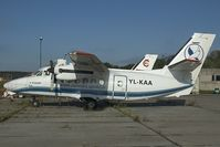 YL-KAA @ RIX - Concors Let 410